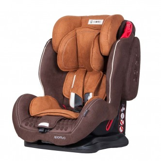 Scaun auto SPORTIVO Brown Coletto