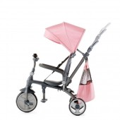 Kinderkraft - Tricicleta 4 in 1 Jazz Pink